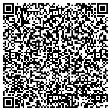 QR-код с контактной информацией организации Сауна Камин Барбекю, ООО