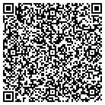 QR-код с контактной информацией организации ФОП Пауков