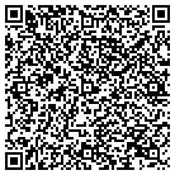 QR-код с контактной информацией организации Каскад М,ЧП