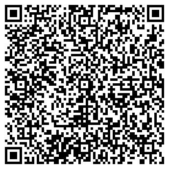 QR-код с контактной информацией организации Пластик, СПД