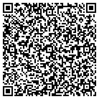 QR-код с контактной информацией организации Мир упаковки TapeX, ООО