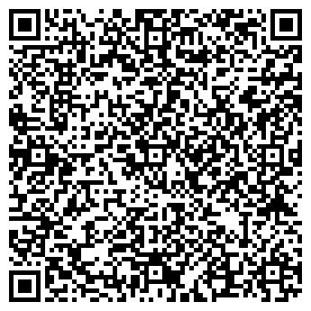 QR-код с контактной информацией организации CATERING LIFE
