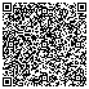 QR-код с контактной информацией организации ЖЕНСКИЙ КЛУБ