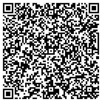 QR-код с контактной информацией организации Асвик-Центр, ООО