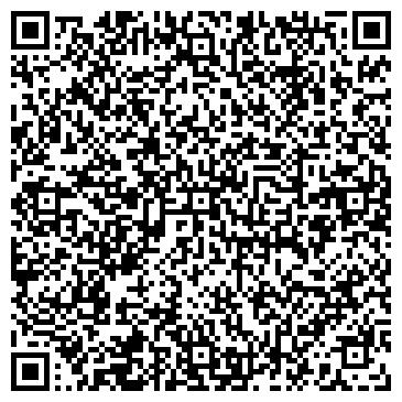 QR-код с контактной информацией организации Интерпластик, ТОО