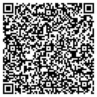 QR-код с контактной информацией организации Гемма, ИП
