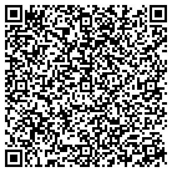QR-код с контактной информацией организации Lucky Kitchen