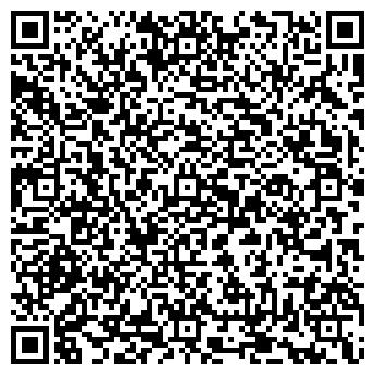 QR-код с контактной информацией организации ООО Леоблу