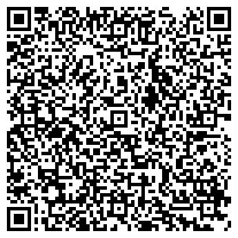 QR-код с контактной информацией организации ООО Хазар ЛТД