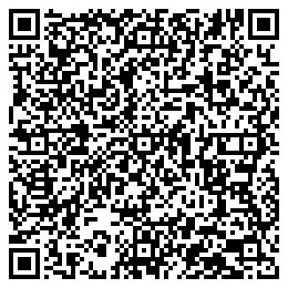 QR-код с контактной информацией организации ИП Воднева