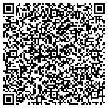 QR-код с контактной информацией организации Новая линия, ТЧУП