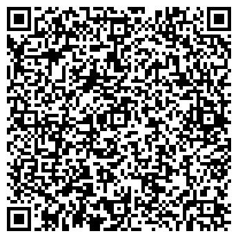 QR-код с контактной информацией организации Делос