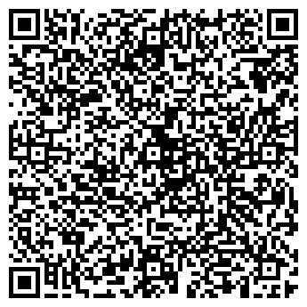 QR-код с контактной информацией организации Частное акционерное общество ЧАО Розум