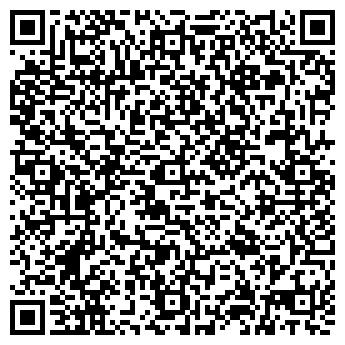 QR-код с контактной информацией организации мед ек сервис