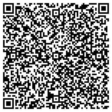 """QR-код с контактной информацией организации Салон красоты """" ЦАРСКАЯ ЦИРЮЛЬНЯ"""""""