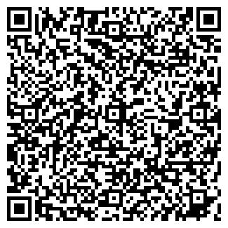 QR-код с контактной информацией организации Техно, ООО