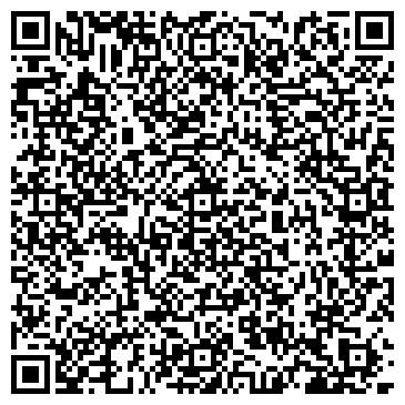 QR-код с контактной информацией организации Частное предприятие Оптика компании Багира