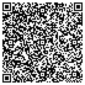 QR-код с контактной информацией организации Интердент, ООО
