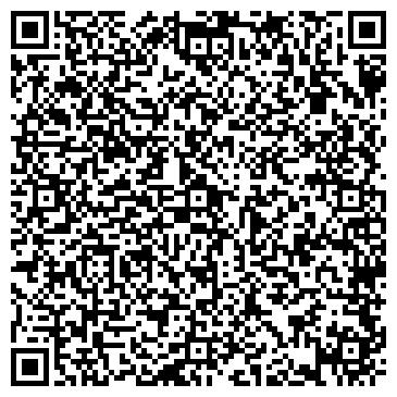 QR-код с контактной информацией организации ДЭНАС, центр