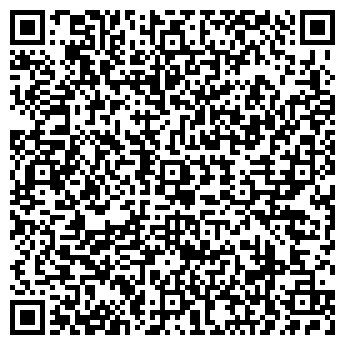 QR-код с контактной информацией организации X-FIT. SENATOR