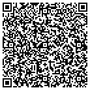 QR-код с контактной информацией организации Здоровый мир, ООО