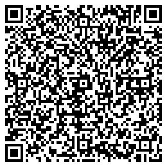 QR-код с контактной информацией организации MAXISPORT