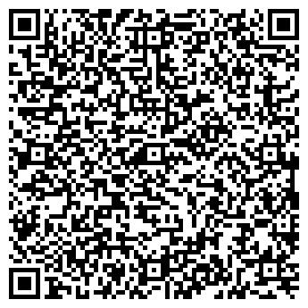 QR-код с контактной информацией организации НПФ Элерон, ООО