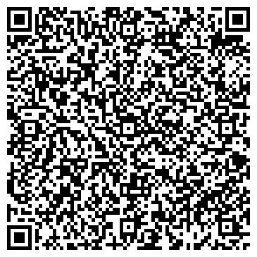 QR-код с контактной информацией организации Омега Технологии, ООО