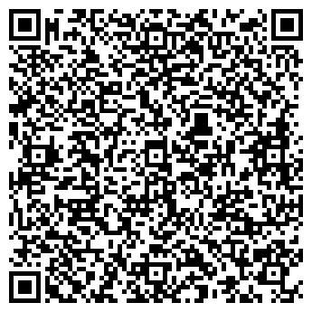 QR-код с контактной информацией организации Ортомедика, ООО