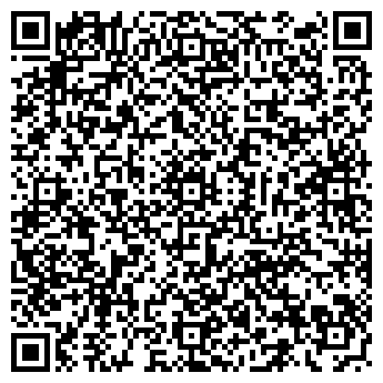 QR-код с контактной информацией организации Брайт, компания