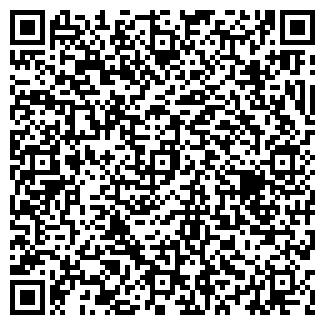 QR-код с контактной информацией организации ТКК-ТУР