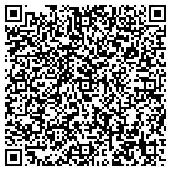 QR-код с контактной информацией организации Ленс (интернет магазин), ЧП