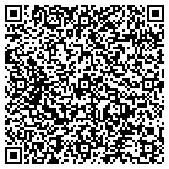 QR-код с контактной информацией организации МЕРИДИАН-ТРЕВЕЛ