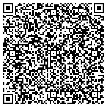 QR-код с контактной информацией организации Меридиан, ЗАО