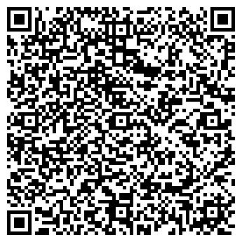 QR-код с контактной информацией организации Атика Гласс, ООО