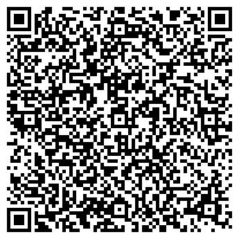 QR-код с контактной информацией организации Интерфарма-К, АО