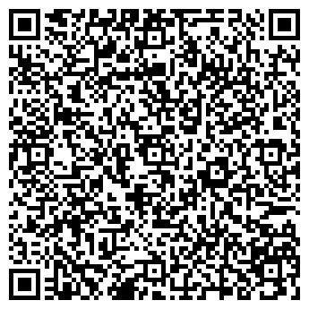 QR-код с контактной информацией организации Беркат, ИП
