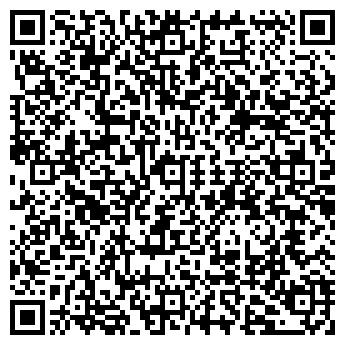QR-код с контактной информацией организации ИнтерФарма К, АО