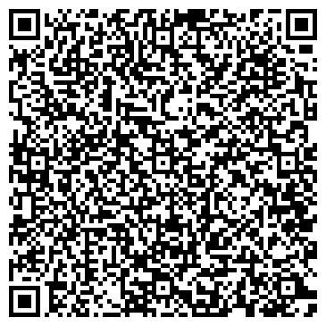 QR-код с контактной информацией организации Красота без границ, ИП