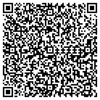 QR-код с контактной информацией организации Меджел, ОДО