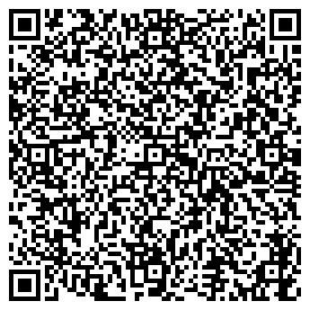 QR-код с контактной информацией организации Галес, ООО