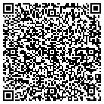 QR-код с контактной информацией организации ТМ АМед, Медицинская мебель