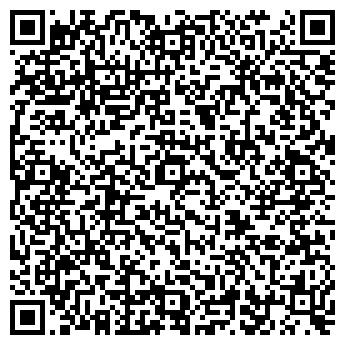 QR-код с контактной информацией организации КазМедТех, АО