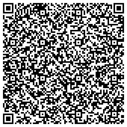 QR-код с контактной информацией организации Красота без границ