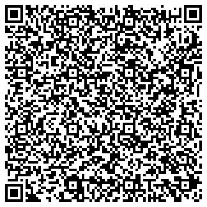 QR-код с контактной информацией организации Магазин бытовой техники АЮджин