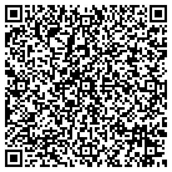 QR-код с контактной информацией организации Интернет магазин «Инна»