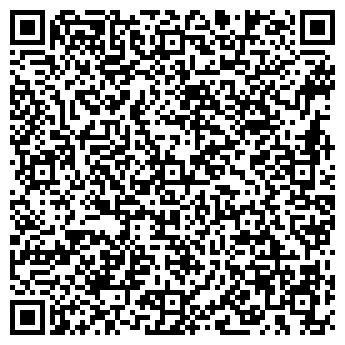QR-код с контактной информацией организации Остров здоровья