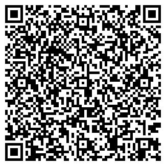 QR-код с контактной информацией организации МАТУР