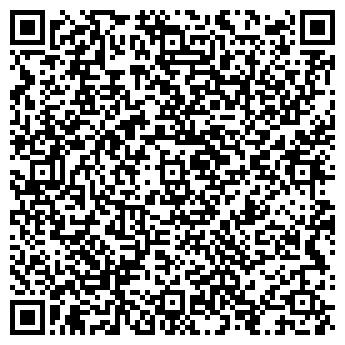 QR-код с контактной информацией организации Субъект предпринимательской деятельности Calimero, ИП