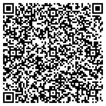 QR-код с контактной информацией организации ALFAMED company